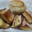 朝パンと血圧と弁当