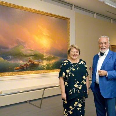 ロシア絵画の至宝展 国立ロシア美術館の館長、副館長に見どころを聞くの記事に添付されている画像