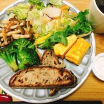 寝不足の日の朝ご飯【パワポ完成❓したよ】の記事に添付されている画像