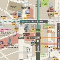 相変わらずラビリンスな渋谷の記事に添付されている画像