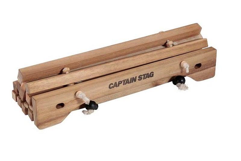キャプテンスタッグ FDパークテーブル CSクラシックス