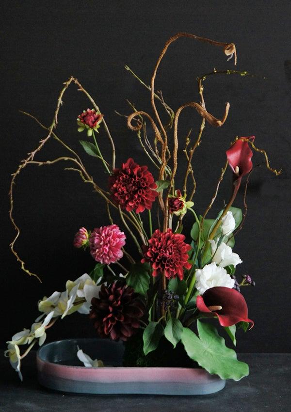 いけばな いけばなアートフラワー 造花 アートフラワー