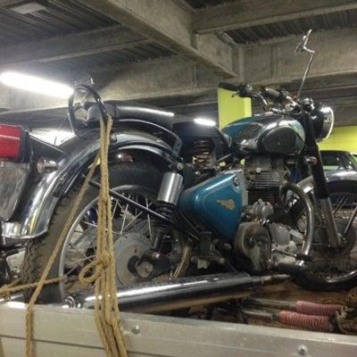ロイヤルエンフィールド ブリット500 バイク屋さんから買取ご依頼でしたの記事に添付されている画像