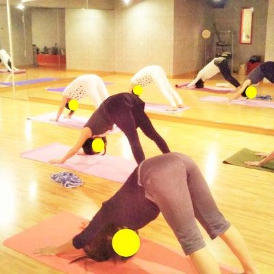 Yoga~10月の立川スタジオの記事に添付されている画像