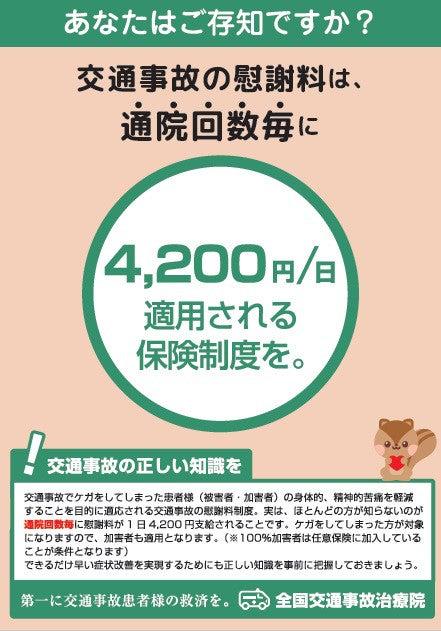 渋谷駅30秒!むちうち交通事故・病院治療院・整骨院・原宿・新宿・恵比寿・代々木・神泉の記事より