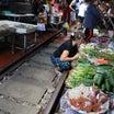 【③タイ】バンコクといえば!?~市場、カオサン通り、寺院~