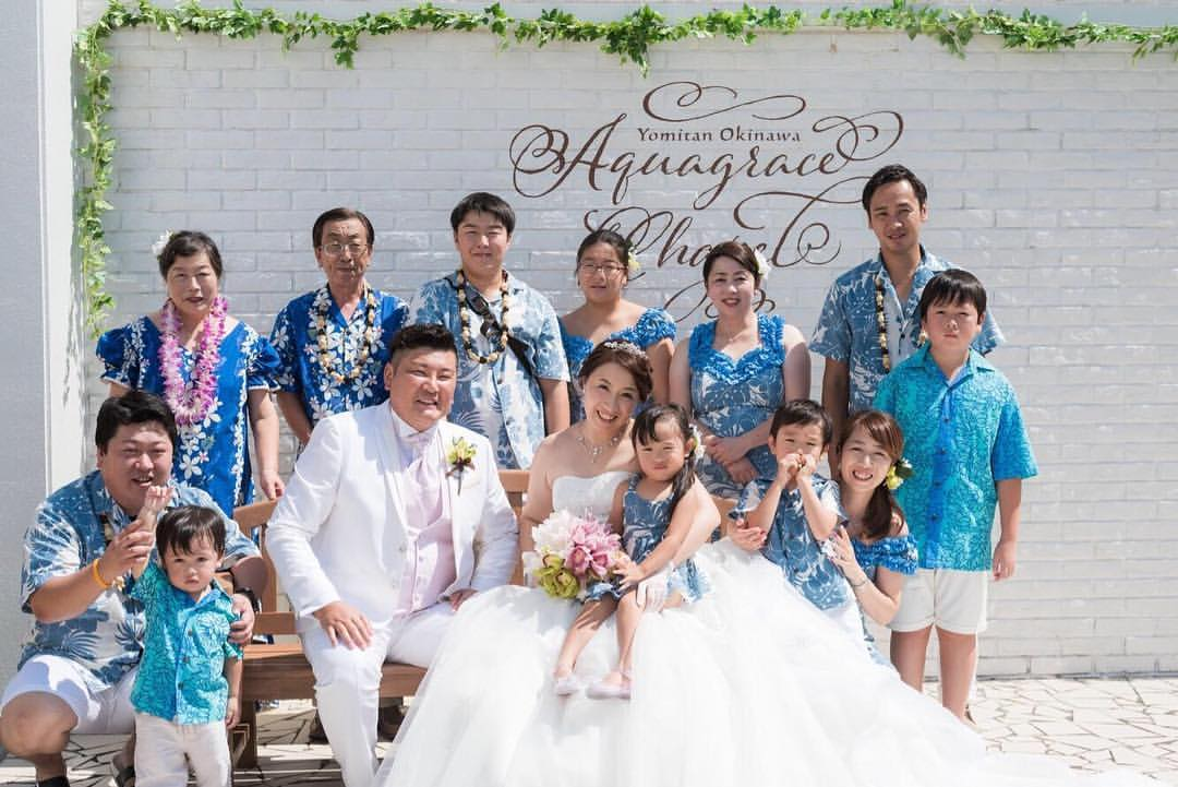 沖縄挙式に・ムームー、アロハを日本でレンタル!