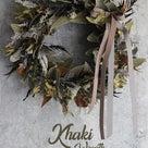 「KHAKIリース」クリスマスレッスンレポートbloomishの記事より