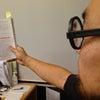 勉強中の画像