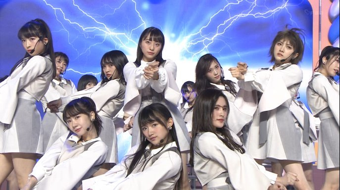 ベストヒット歌謡祭AKB48ダンス...