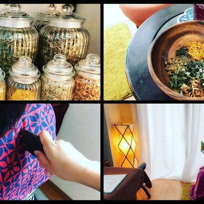 和の香の「よもぎ蒸し」の記事に添付されている画像