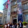 【英国視察】イギリス大使館へ、ミニ報告会へいってきました♪の画像