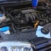 2005年モデル ゴルフ4ワゴン ご納車時の点検・整備に関するご報告です。
