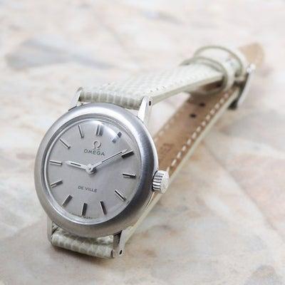 オメガ アンティーク レディース 腕時計 1969年 OMEGA ラウンド ヴィの記事に添付されている画像