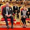 【モロッコ王室】ラーラ・ハディージャ王女 2018年6月 学期末の画像