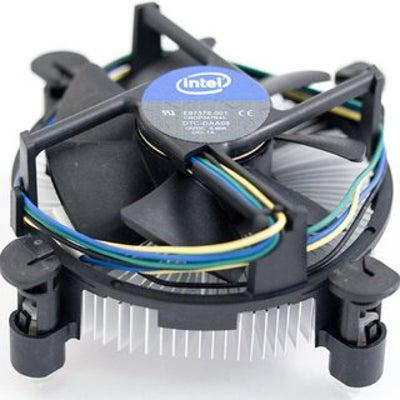 【PC】デスク用リテールクーラーをノートPCに付けてみたの記事に添付されている画像