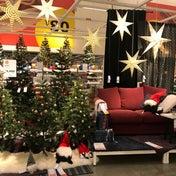 IKEAもクリスマス一色!冬季限定品や気になるあったかグッズをチェック