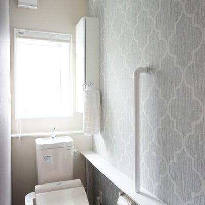 お部屋をイメチェン☆劇的ビフォーアフター!〜2階トイレ編〜の記事に添付されている画像
