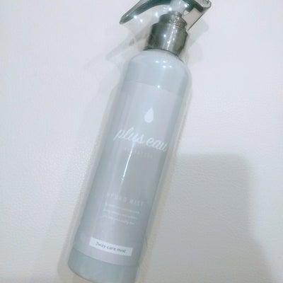 お風呂でもドライヤー前にも2wayで使えるヘアトリートメント♡plus eau の記事に添付されている画像