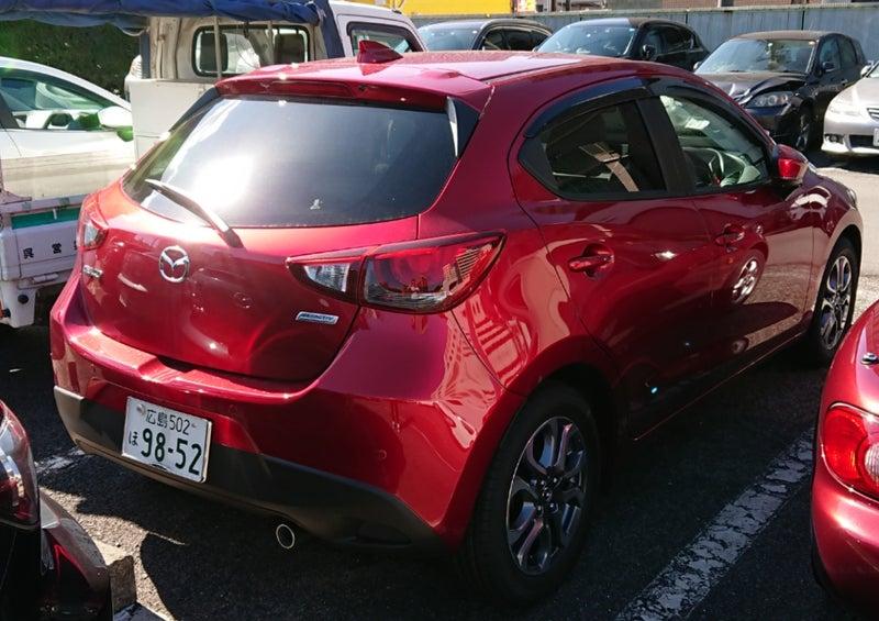 マツダ乗りマシャのブログデミオ 1500ガソリン車 試乗