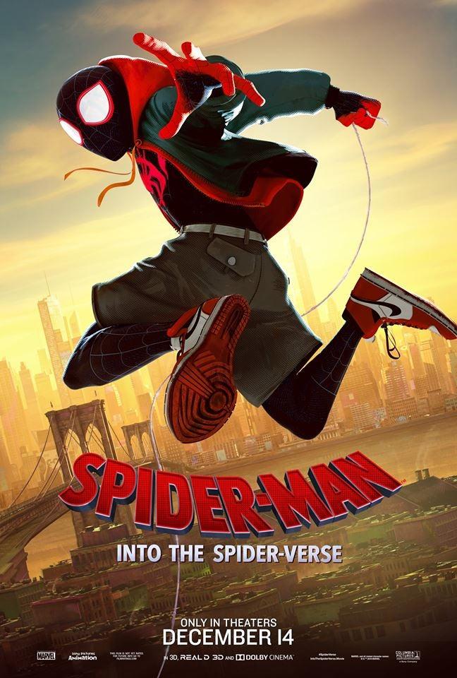 今作の主人公、マイルズ・モラレスが扮する2代目スパイダーマン。