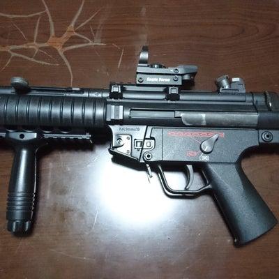 【装備更新】MP5RASのストック変更の記事に添付されている画像