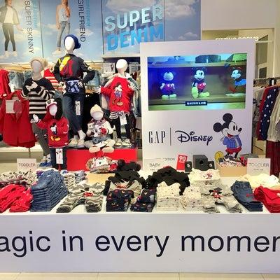 アラサーでも着れるGAPディズニーの子供服!の記事に添付されている画像