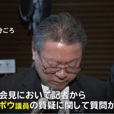 桜田vsレンポーの記事に添付されている画像