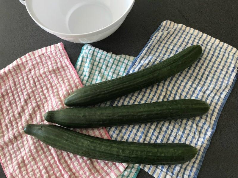 レシピ 太い きゅうり
