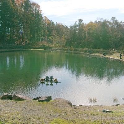 奥利根フィッシングパークの記事に添付されている画像