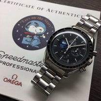 """OMEGA スピードマスター """"スヌーピーアワード""""入荷しました!の記事に添付されている画像"""