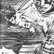 劇画「拳児」の秘伝技を分析 その1 流全次郎とじいちゃんの発勁はここが間違っていの記事に添付されている画像