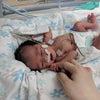 産後レポ③「NICUで我が子と初対面!」の画像