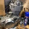 続SR400のエンジントラブル修理