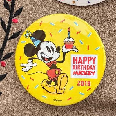 現地!ミッキーのお誕生日をみんなでお祝い♡の記事に添付されている画像