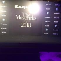 「The Mavericks of 2018」の授賞式の記事に添付されている画像
