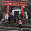 * 江ノ島巡り  ②   神社の画像
