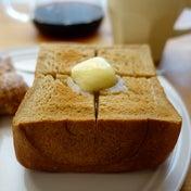 DIXANS風ブラウンシュガートースト