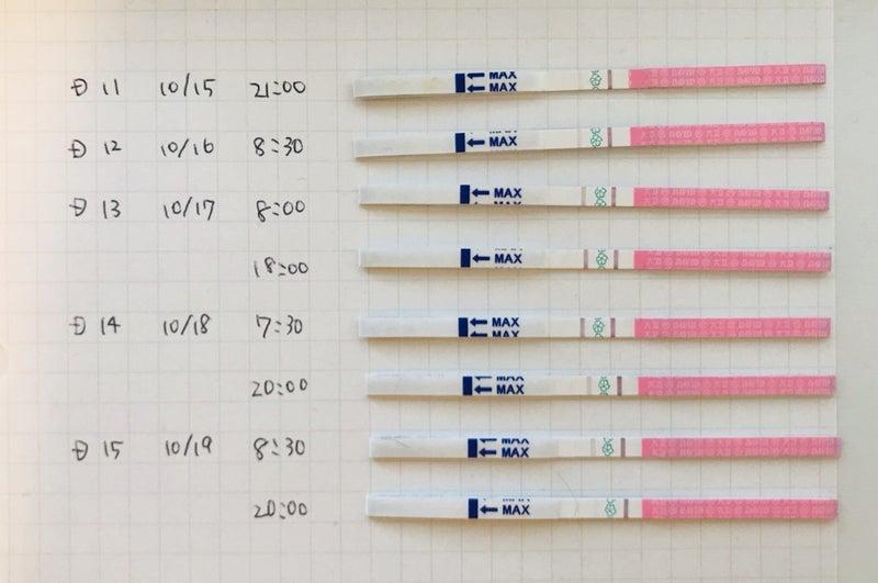 ブログ 排卵検査薬 妊娠した 【写真付き】ワンステップ排卵検査薬クリアの使用結果&感想