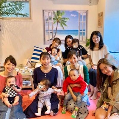 託児付きの産後・マタニティヨガの記事に添付されている画像