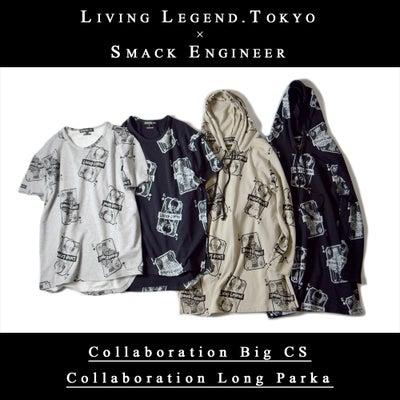 LIVING LEGEND. TOKYOコラボ / WEB販売・受注開始の記事に添付されている画像