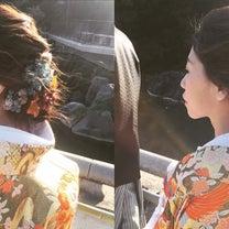 ☆★母校と勝尾寺で前撮り☆★の記事に添付されている画像