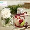 お花と香りに癒されて‥修了証も付いた贅沢レッスン♡の画像