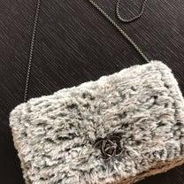 tweed style mofumofu fur bagレッスンの記事に添付されている画像