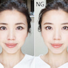 のっぺり顔を招く「眉のバランス崩れ」とはの画像