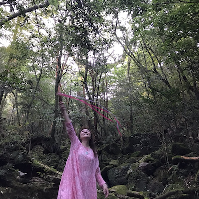 マリアレイの聖地巡礼【屋久島】まとめ記事 2018年11月『エルフリトリート』の記事に添付されている画像