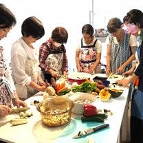 各地の重ね煮教室の日程の記事に添付されている画像