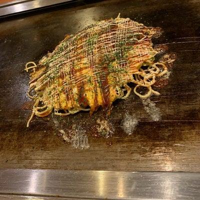 アトラクション系お好み焼き「徳川」の記事に添付されている画像