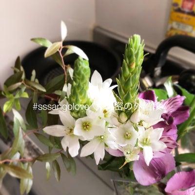 花を家に飾ること。の記事に添付されている画像