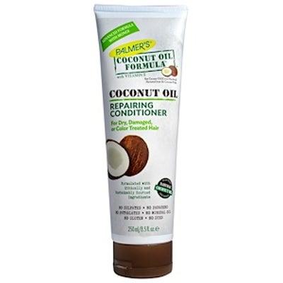 髪を修復してくれるココナッツオイルのコンディショナーの記事に添付されている画像